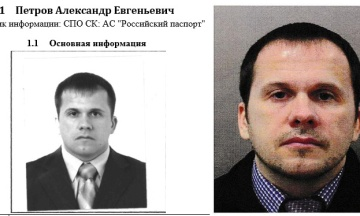 Bellingcat встановив справжню особу другого підозрюваного в отруєнні Скрипалів — «Петрова»