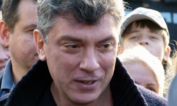 Сквер біля посольства Росії в Києві назвали на честь російського опозиціонера Нємцова
