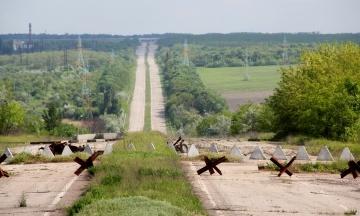 В Украине утвердили границы оккупированных районов Донбасса
