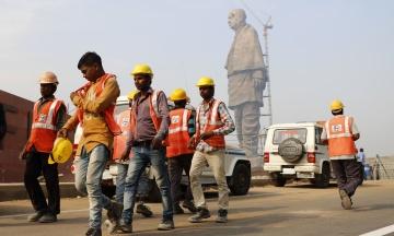 В Індії з'явилась найвища статуя у світі за майже півмільярда доларів