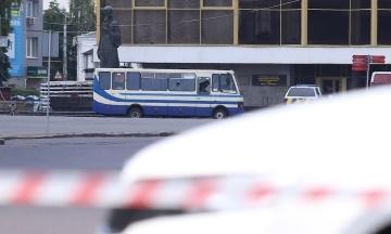 Луцкого террориста Кривоша арестовали на два месяца. Он обещает «продолжение»