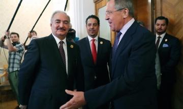 The Telegraph: Російські найманці з «ПВК Вагнера» підтримують лідера лівійських повстанців Халіфі Хафтару