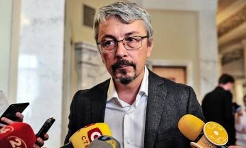 «Євросолідарність» збирає підписи за відставку міністра Ткаченка через звинувачення в расизмі