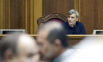Тягнибок не піде в президенти. «Свобода» пропонує висунути єдиним кандидатом екс-віце-спікера Ради Кошулинського
