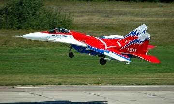 Російський МіГ-29 розбився в Єгипті. Льотчик встиг катапультуватися