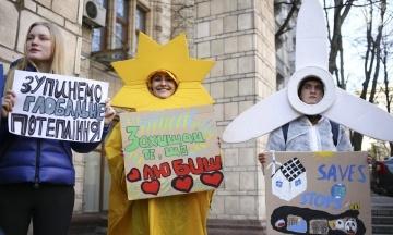 #FridaysForFuture. Шість міст України приєдналися до всесвітнього кліматичного страйку, який почала шведська школярка