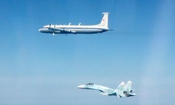 Над Естонією британські винищувачі двічі перехопили російські Іл-22 та Су-27