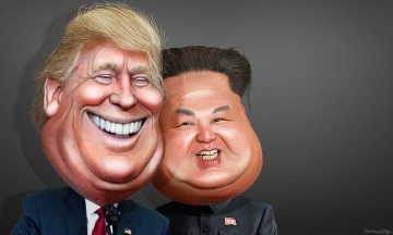 Трамп з «нетерпінням» чекає зустрічі з лідером КНДР
