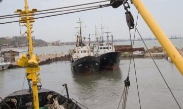 Через блокаду Азову порт Бердянська звільнить третину працівників