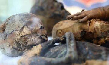 Учені вперше знайшли «вагітну» єгипетську мумію