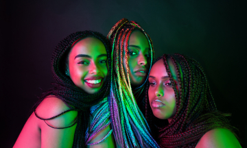 I'm so XTRA. Три сестры-афроукраинки из Харькова — без пяти минут звезды украинского хип-хопа. Профайл theБабеля