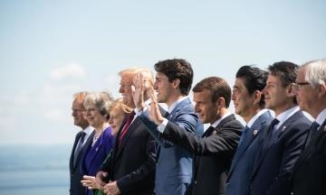 Заявление стран Большой семерки: Требуем от России отпустить украинских моряков