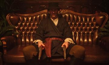 В Украине снимают фильм о Тарасе Шевченко — самурае: он владеет катаной и стреляет с двух рук. Мы побывали на съемках, и вот что там происходит
