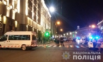 Главное за ночь: в Харькове застрелили патрульного, в Мариуполе напали на участников концерта, а в Турции обстреляли посольство США