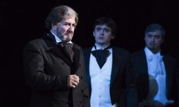 Помер соліст Національної опери Іван Пономаренко