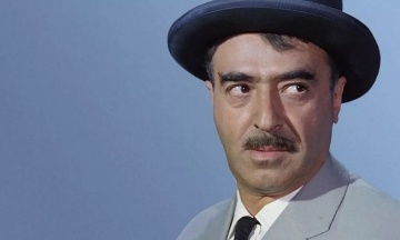 Помер російський актор Володимир Етуш. Він грав у фільмах «Кавказька полонянка» та «12 стільців»