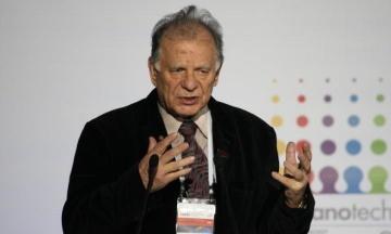 У Росії помер лауреат Нобелівської премії з фізики Жорес Алфьоров