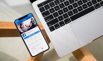 Facebook уперше видалив десятки акаунтів у Росії