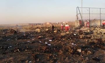 В Ірані розбився український пасажирський літак. Загинули всі пасажири та члени екіпажу — 176 осіб. Фото, відео, всі подробиці (текстовий онлайн)