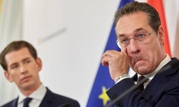 Колишній віцеканцлер Австрії Штрахе постане перед судом за звинуваченням у корупції