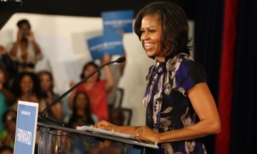 Мішель Обама представить у Лондоні мемуари. Квитки перепродають по 70 тисяч фунтів