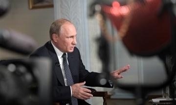 Путін пояснив, чому відмовився говорити з президентом Порошенком телефоном
