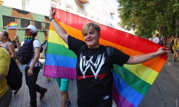 В Одесі відбувся нечисленний «Марш рівності». Поліція затримала двох противників ходи