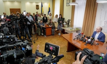 Порошенко звільнив одеського губернатора Степанова