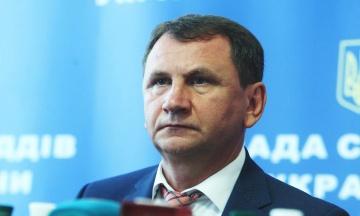 Голова Ради суддів Ткачук склав повноваження. Раніше він скаржився на тиск з боку Адміністрації президента