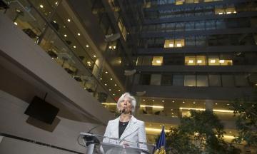 Україна отримала новий транш Міжнародного валютного фонду
