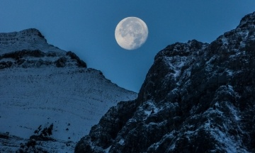 NASA: Коливання орбіти Місяця спричинять в 2030-х роках сильні повені