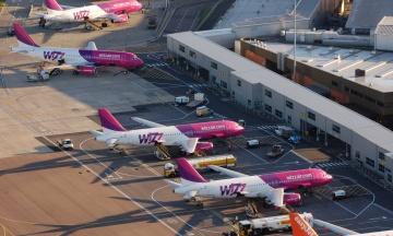 Лоукост Wizz Air на 20% знизив ціни на всі польські рейси. Акція діє лише один день