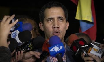 Трамп признал лидера оппозиции в Венесуэле Гуайдо президентом страны