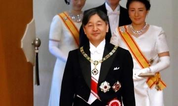В Японії відбулася церемонія сходження на престол нового імператора