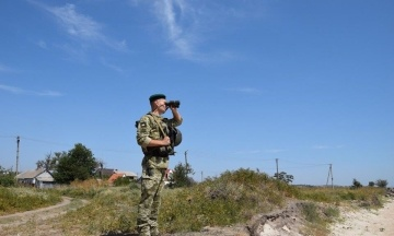 ДПСУ: Невідомі, які напали на прикордонників, прийшли з території України