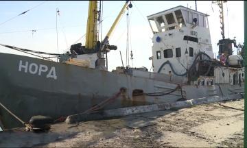 Поліція оголосила в розшук зниклого капітана арештованого судна «Норд»