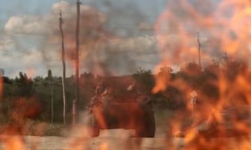 В Харькове в больнице скончался украинский военный, раненый 15 июля на Донбассе. Он получил 80% ожогов тела