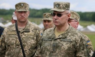 Зеленський звільнив Муженка з посади начальника Генштабу. Його місце зайняв Руслан Хомчак