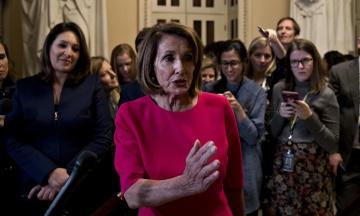 У США обговорюють фейкове відео зі спікеркою Палати представників Ненсі Пелосі. На ньому вона здається п'яною