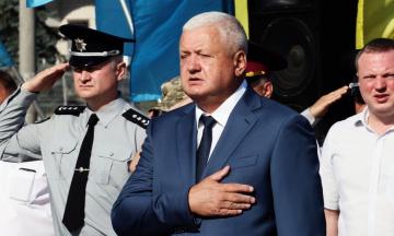 ГБР объявило о подозрении экс-начальнику полиции Днепропетровской области Глуховере, увольнения которого требовал Зеленский