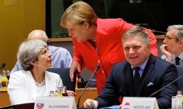 Лідери Євросоюзу проведуть екстрений саміт через Велику Британію. Мей спробує врятувати угоду про Brexit