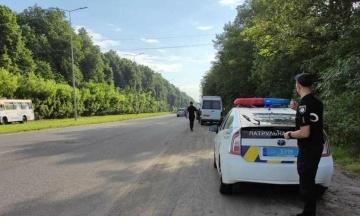 В Украине усиливают контроль за соблюдением ПДД: на наиболее аварийных участках дорог увеличат количество патрульных экипажей