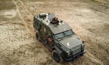 Український бронеавтомобіль «Барс-8» пройшов випробування та буде поставлятися у Збройні сили