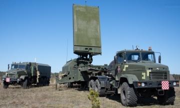 Військові завершили випробування контрбатарейного радара 1Л220УК. Він визначає місцерозташування артилерії