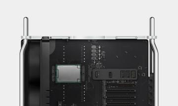 Apple представила новый компьютер Mac Pro 6. Цена на него стартует от $5999