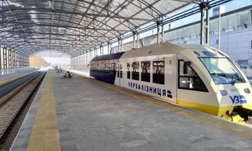 «Укрзалізниця» розслідує, чому зламався новий експрес до «Борисполя». Кажуть, усі пасажири на свої літаки встигли