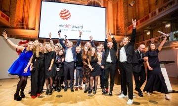 Украинская компания получила гран-при дизайнерской премии Red Dot Award. Второй год подряд