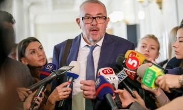 Нардеп Березкін, який фігурує у справі НАБУ про розкрадання в Ощадбанку, перейшов до групи партії «Відродження»