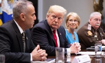 Фонд Трампа оголосив про свій розпуск. Його звинувачують у незаконному фінансуванні передвиборчої кампанії 2016 року