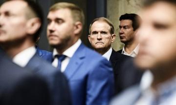 Офис генпрокурора заявил, что подозрение Медведчуку все же вручили — вместе с ходатайством об аресте